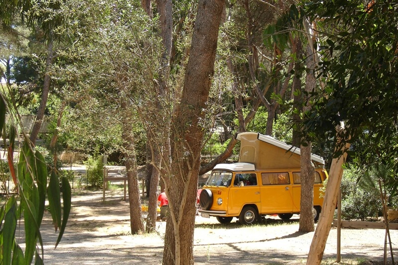 Camping Giens Piazzole Camping Olbia